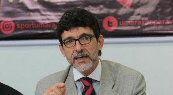 Eduardo Carvalho é pré-candidato à presidência do Sport.