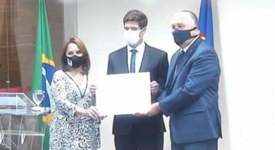 Prefeito eleito do Recife, João Campos (PSB), é diplomado pelo TRE-PE