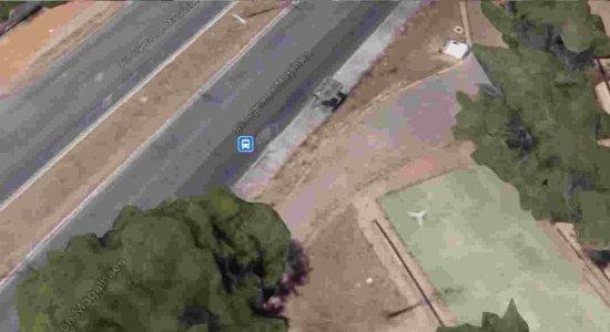 Com arma e facões, homens assaltam ônibus em Olinda