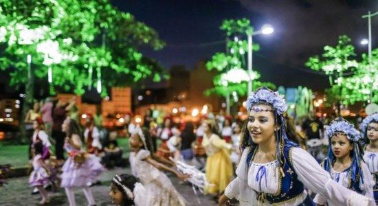 Recife inicia celebrações do Ciclo Natalino neste sábado (19)