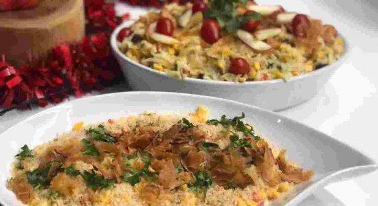 Aprenda a preparar Arroz para dia de Festa com o chef Rivandro França