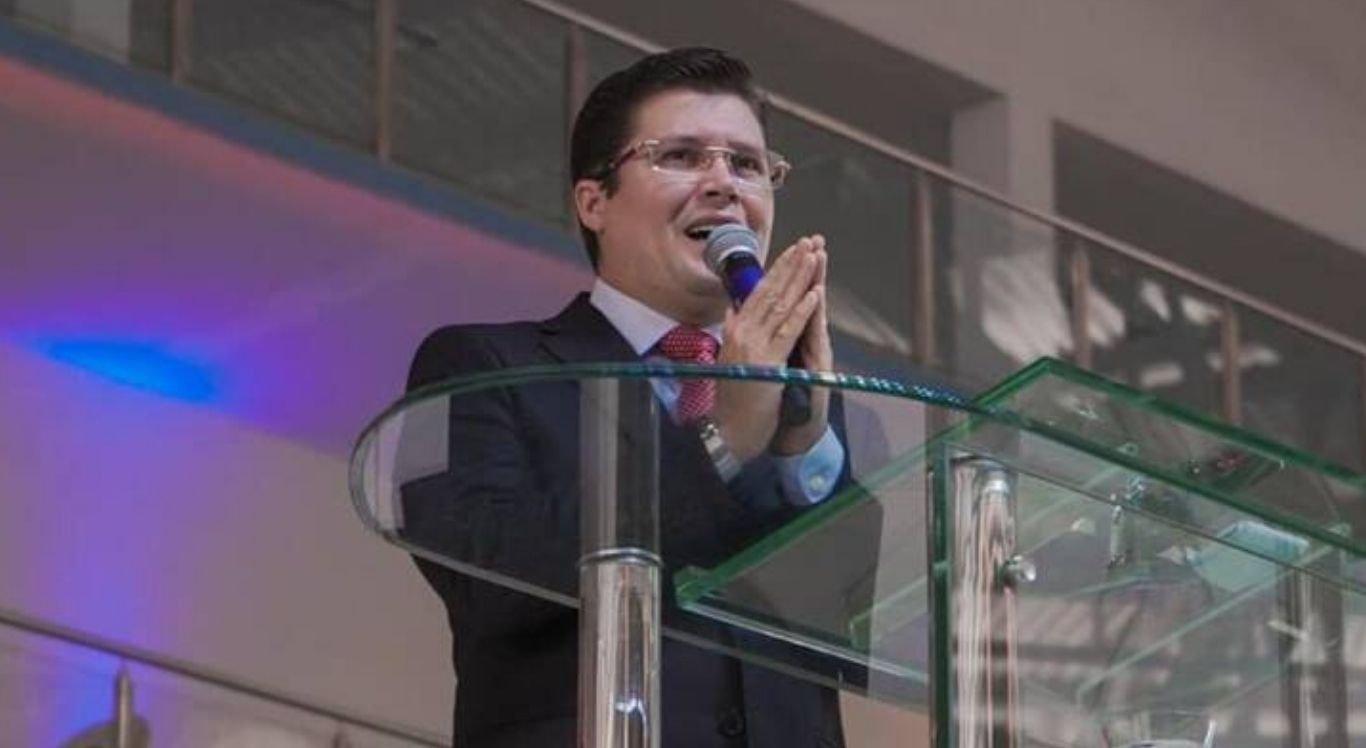 Pastor Davi Góes - Foto: Reprodução/Facebook
