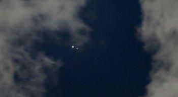 'Estrela de Belém' foi registrada em seu ápice no dia 21 de dezembro