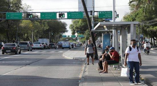 Greve dos Rodoviários tem início na Região Metropolitana do Recife
