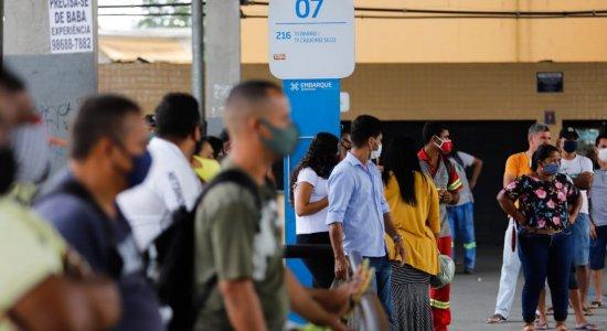 Greve dos Rodoviários: Urbana-PE convoca motoristas reservas