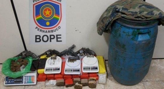Porto de Galinhas: Suspeitos de tráfico são mortos em confronto com a PM