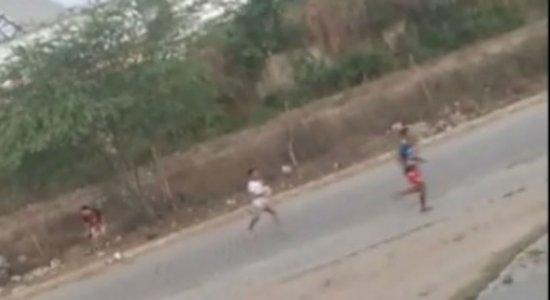 Após fuga da Funase de Caruaru, PM continua procura por 16 internos