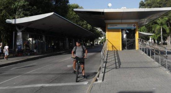 Greve de ônibus tem início no Grande Recife