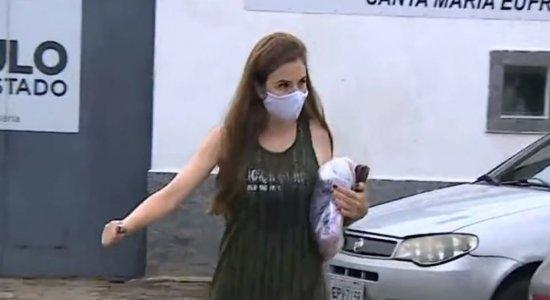Suzane Von Richthofen deixa a prisão para 'saidinha' temporária de fim de ano