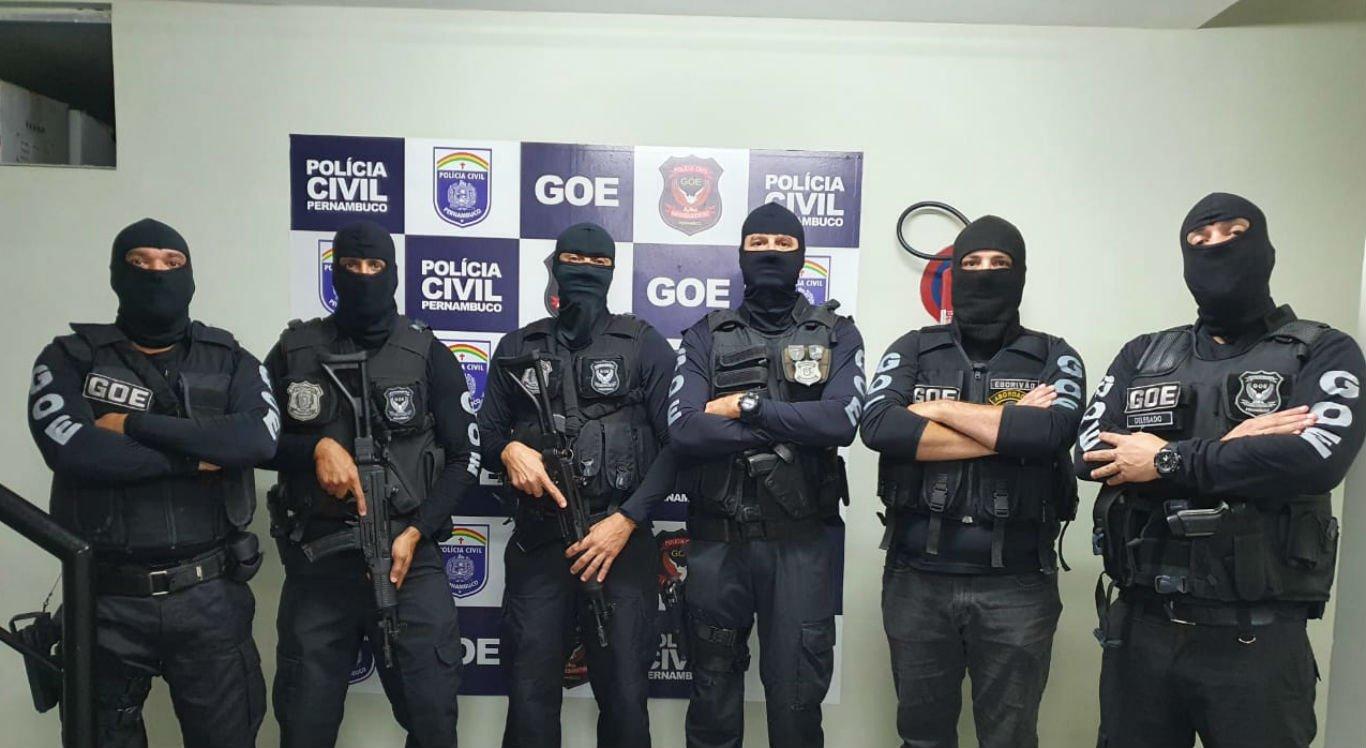 'Operação Tesoureiro' cumpriu cinco mandados de prisão