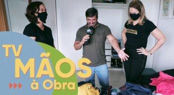 Será que Rodrigo Asfora vai se desapegar das roupas mesmo?