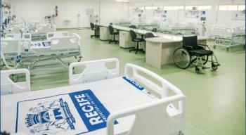 PCR abre 80 novos leitos de UTI para covid-19 no Hospital Eduardo Campos da Pessoa Idosa