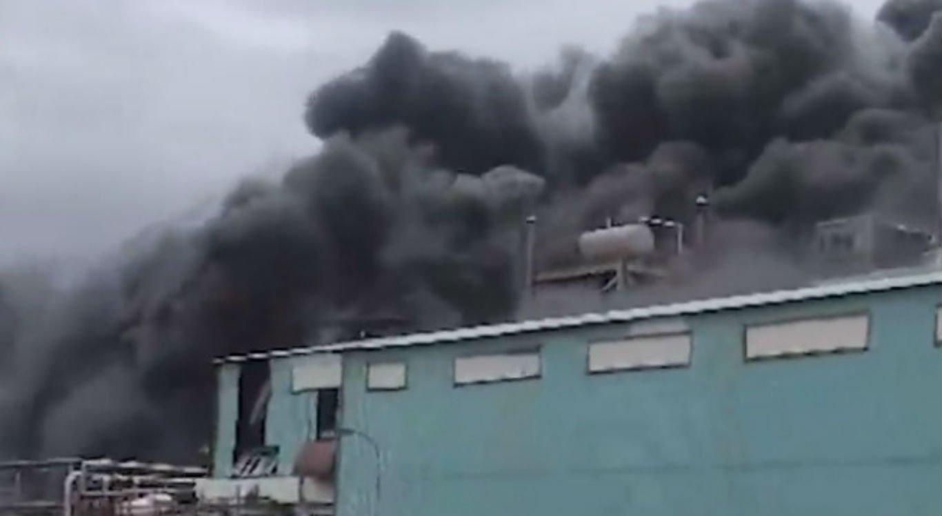 Causas do incêndio não foram identificadas