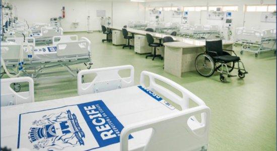 Hospital da Pessoa Idosa vai passar a atender pacientes com suspeita ou confirmação da covid-19