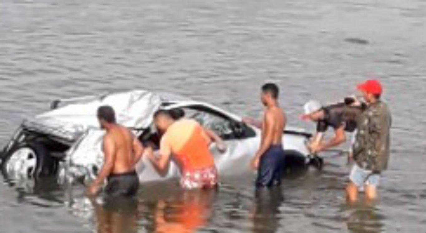 O acidente ocorreu no Açude Pitombeira, em Araripina