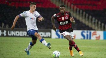 O caso aconteceu na partida entre Flamengo e Bahia
