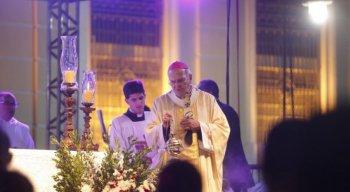 Cerimônia acontecerá às 20h no Santuário Nossa Senhora de Fátima, na Boa Vista, restrita a 500 pessoas