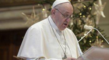 """Desta vez, a mensagem teve como fio condutor a última Encíclica publicada pelo Papa Francisco, """"Fratelli tutti"""""""