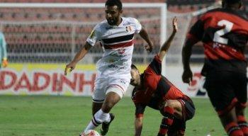 Santa Cruz venceu o Ituano por 2x1, pela Série C