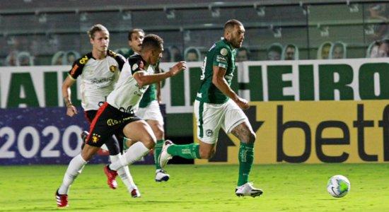 'Esse detalhe tem sido vilão pra gente', lamenta Jair Ventura após derrota do Sport