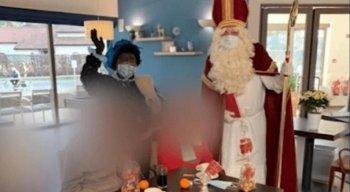 Papai Noel contaminou mais de 120 idosos