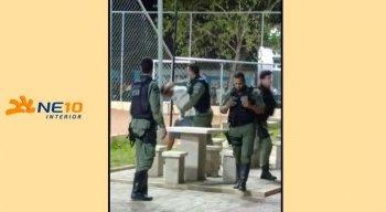 Policiais militares agrediram jovem