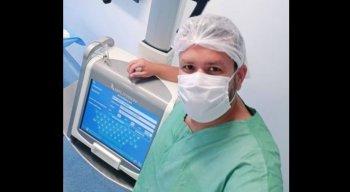 Médico Fábio Ribas disse que foi reinfectado pelo novo coronavírus