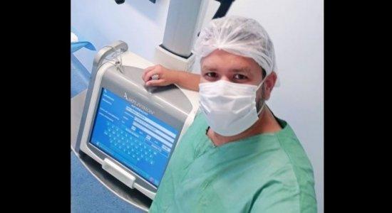 Médico pernambucano relata reinfecção pelo novo coronavírus