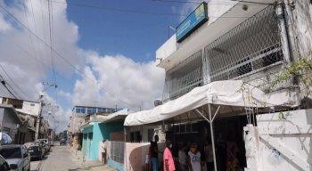 Segundo moradores da localidade, eles sofrem muitas dificuldades, na hora de procurar atendimento médico.