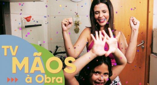 TV Mãos à Obra ensina receita para as férias da garotada