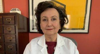 A pneumologista e pesquisadora da Fiocruz Margareth Dalcolmo