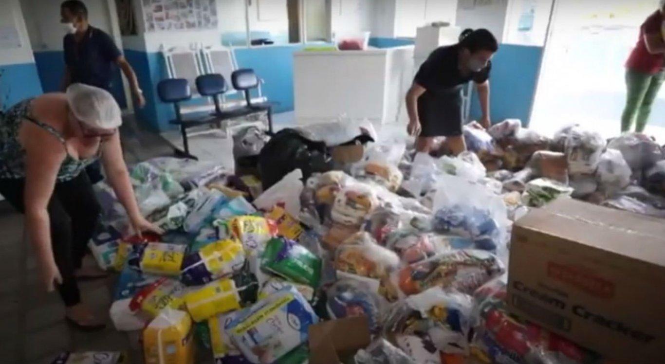 Doações do Natal Para Todos são entregues em Pesqueira e Belo Jardim