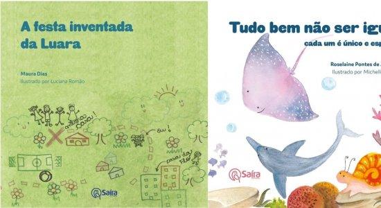 Confira 4 livros infantis sobre diversidade para ler nas férias