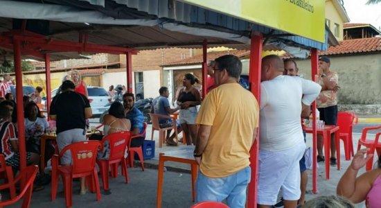 Bares são interditados durante feriadão de Réveillon no Grande Recife