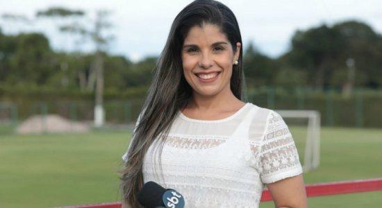 Lílian Fonsêca será a voz feminina do Escrete de Ouro, da Rádio Jornal
