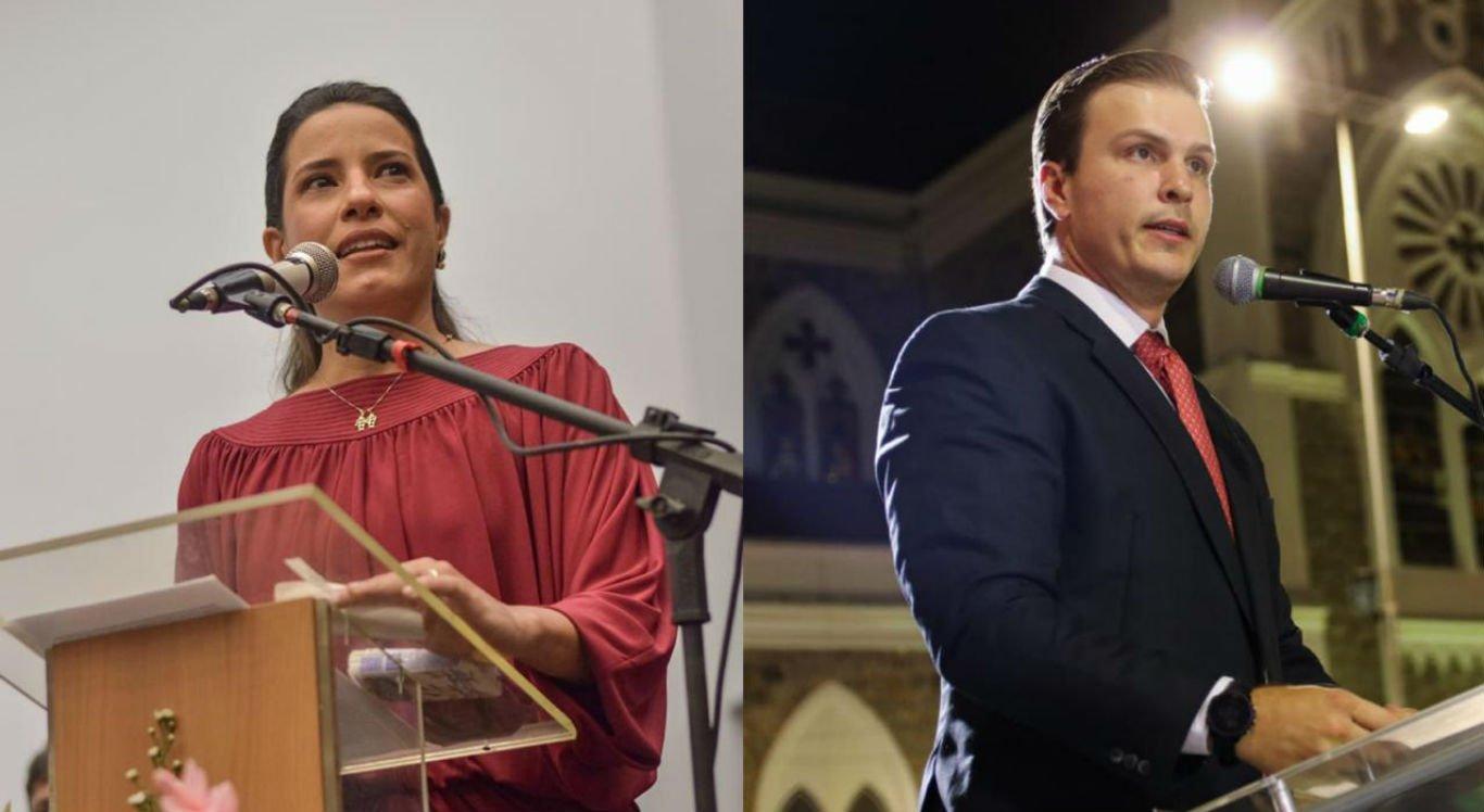 Prefeitos de Caruaru e Petrolina, Raquel Lyra (PSDB) e Miguel Coelho (MDB) são cotados para o Governo do Estado em 2020
