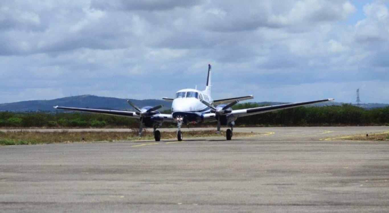 Governo de Pernambuco publica edital para requalificação do Aeródromo de Garanhuns