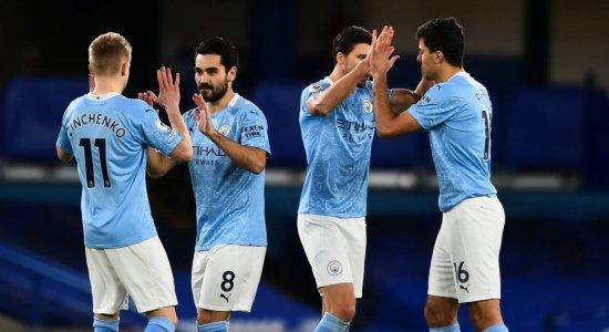 Horas antes de semifinal, Manchester City tem mais três casos positivos de covid-19