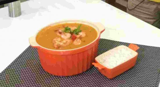 Veja como fazer Bobó de Camarão com Chef Rivandro França
