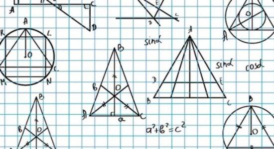 Confira dicas de geometria para o ENEM