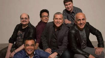 A banda Roupa Nova se apresentará pela primeira vez sem Paulinho em Tamandaré