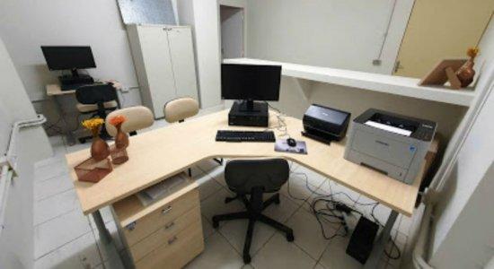 O CEJUSC fica localizado na Faculdade de Ciências Jurídicas de Limoeiro (FACJUL)