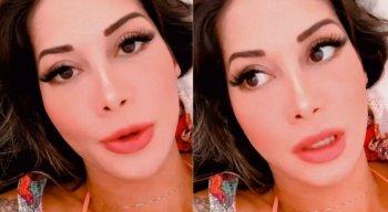 Mayra Cardi desabafa nas redes sociais