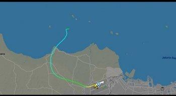 Avião sumiu dos radares