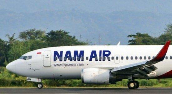 Indonésia confirma queda do avião que estava desaparecido
