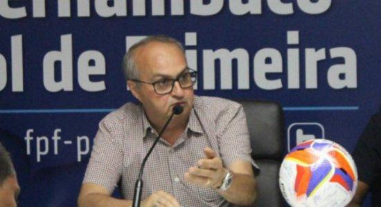 Morre vice-presidente da Federação Pernambucana de Futebol, Murilo Falcão