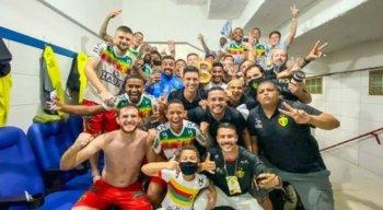 Brusque conquistou o acesso á Série B do Campeonato Brasileiro