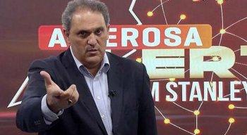 O apresentador comandava o Alterosa Alerta, da TV Alterosa, afiliada do SBT
