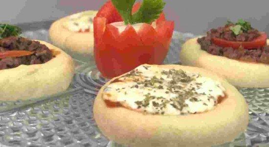 Aprenda uma receita deliciosa de Esfirras com o chef Rivandro França