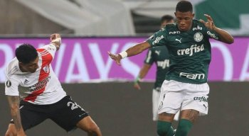 Mesmo derrotado para o River Plate, Palmeiras está na final da Libertadores
